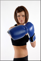 Cardio Kickboxing Gloves